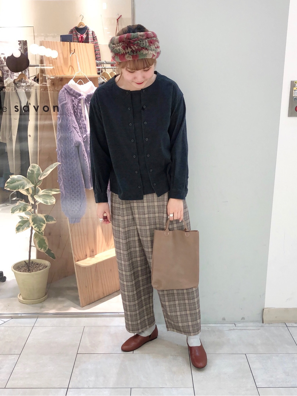 bulle de savon 阪急西宮ガーデンズ 身長:166cm 2019.12.10