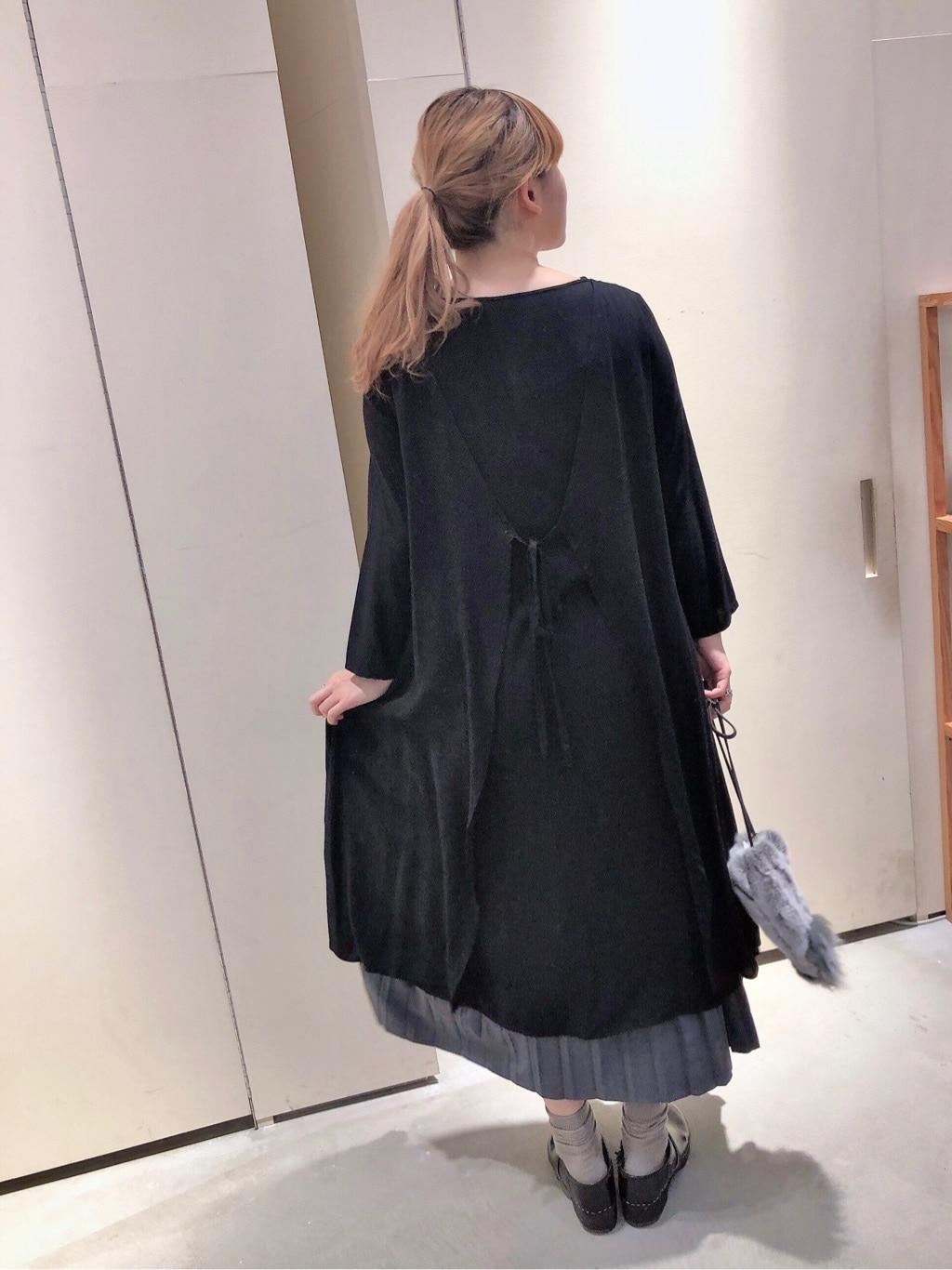 bulle de savon 阪急西宮ガーデンズ 身長:166cm 2019.12.04