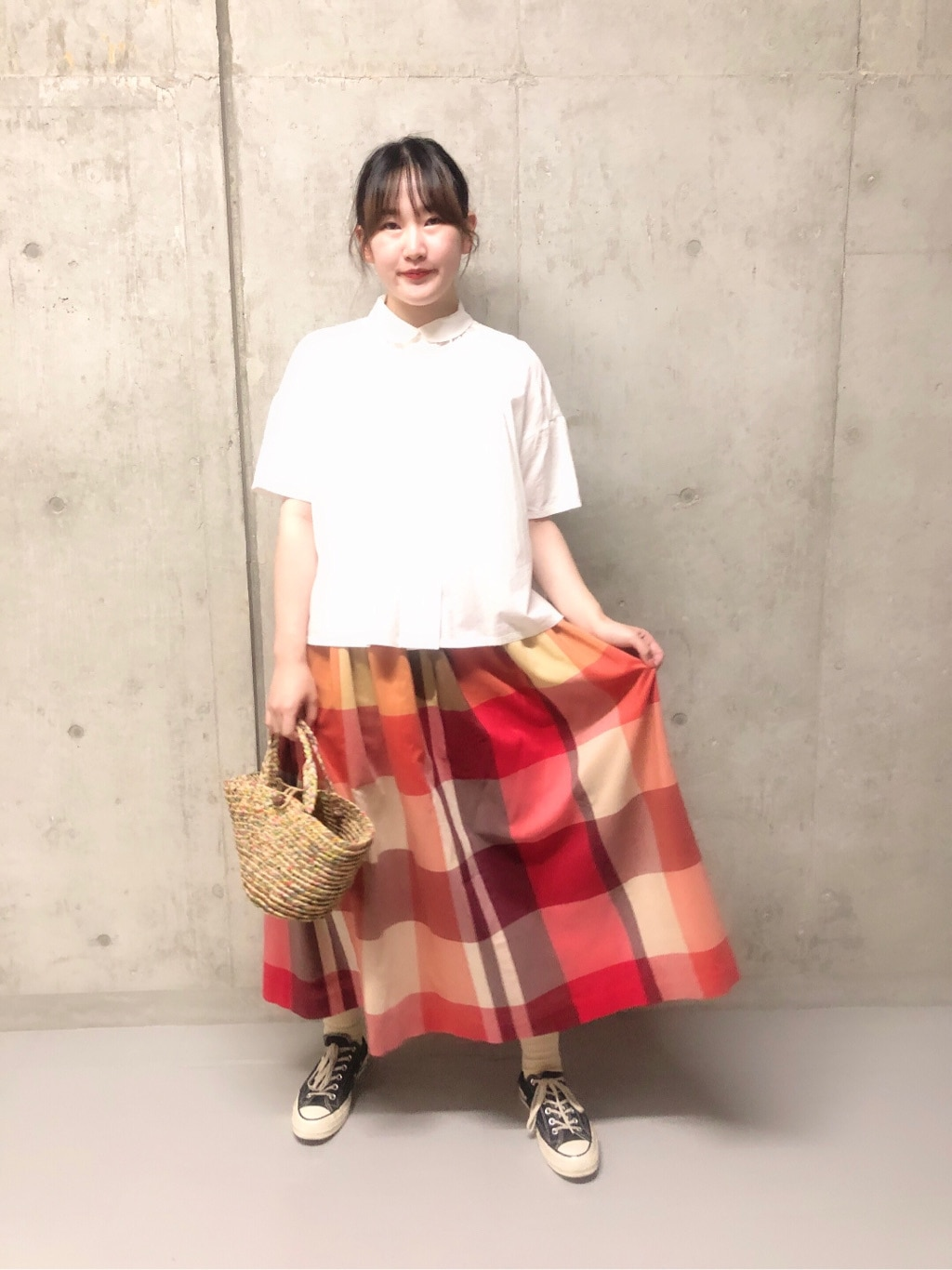 bulle de savon 阪急西宮ガーデンズ 身長:166cm 2020.04.20