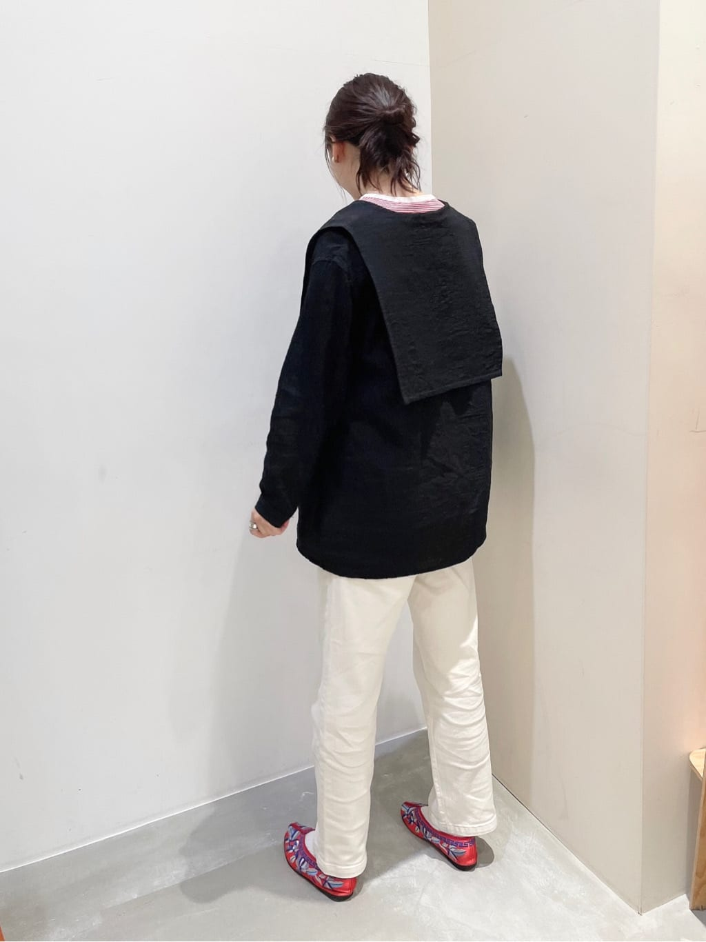 bulle de savon 阪急西宮ガーデンズ 身長:166cm 2021.08.22