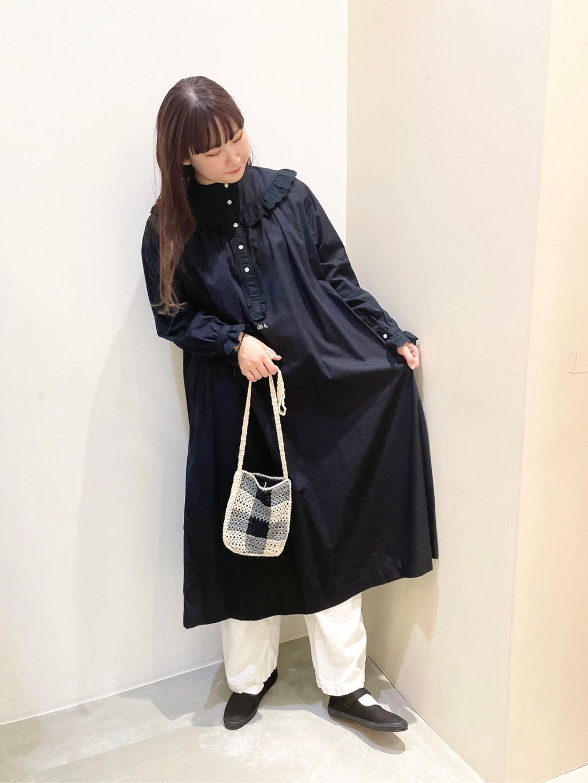 【 NEW 】bulle de savon 阪急西宮ガーデンズ 身長:166cm 2021.04.14
