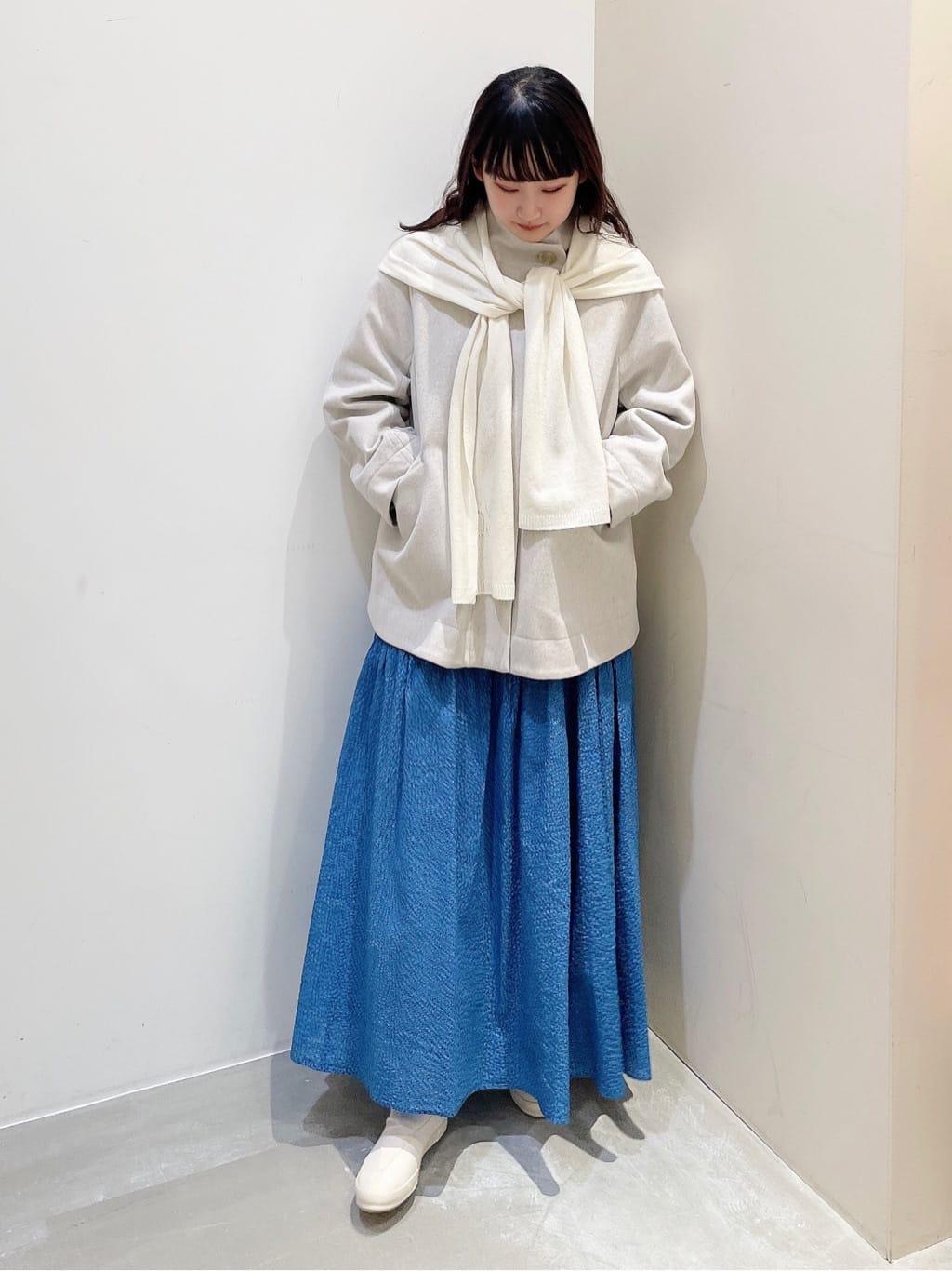 bulle de savon 阪急西宮ガーデンズ 身長:166cm 2021.09.22