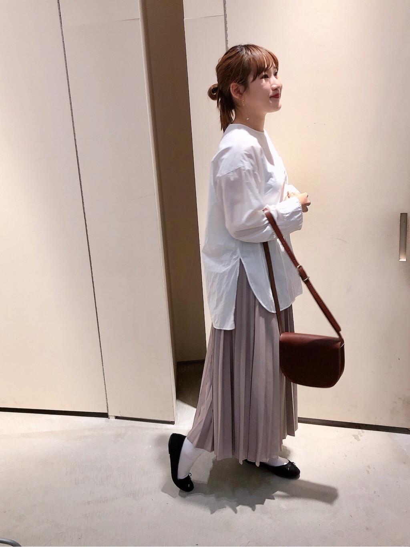 bulle de savon 阪急西宮ガーデンズ 身長:167cm 2019.09.05