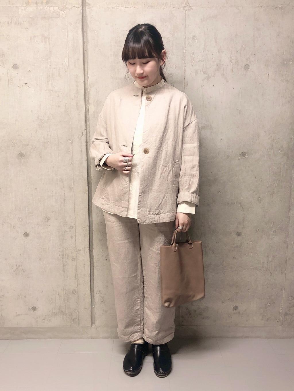 bulle de savon 阪急西宮ガーデンズ 身長:166cm 2020.02.20