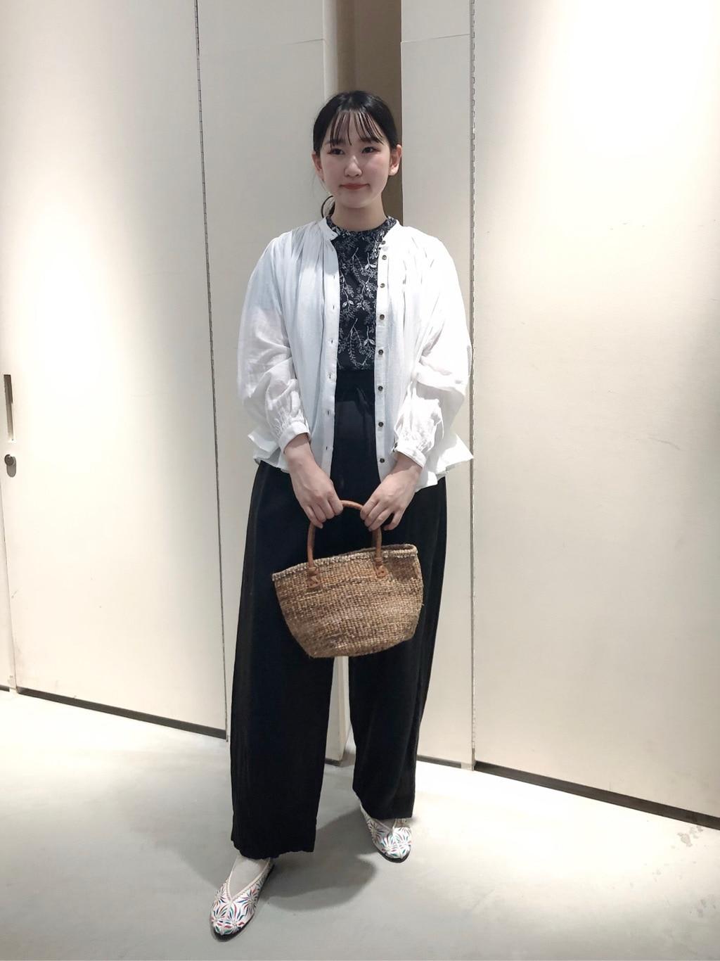 bulle de savon 阪急西宮ガーデンズ 身長:166cm 2020.08.17