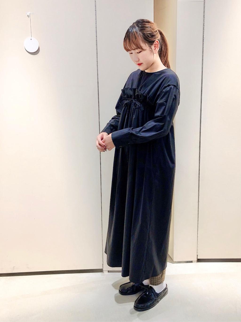 bulle de savon 阪急西宮ガーデンズ 身長:167cm 2019.10.27