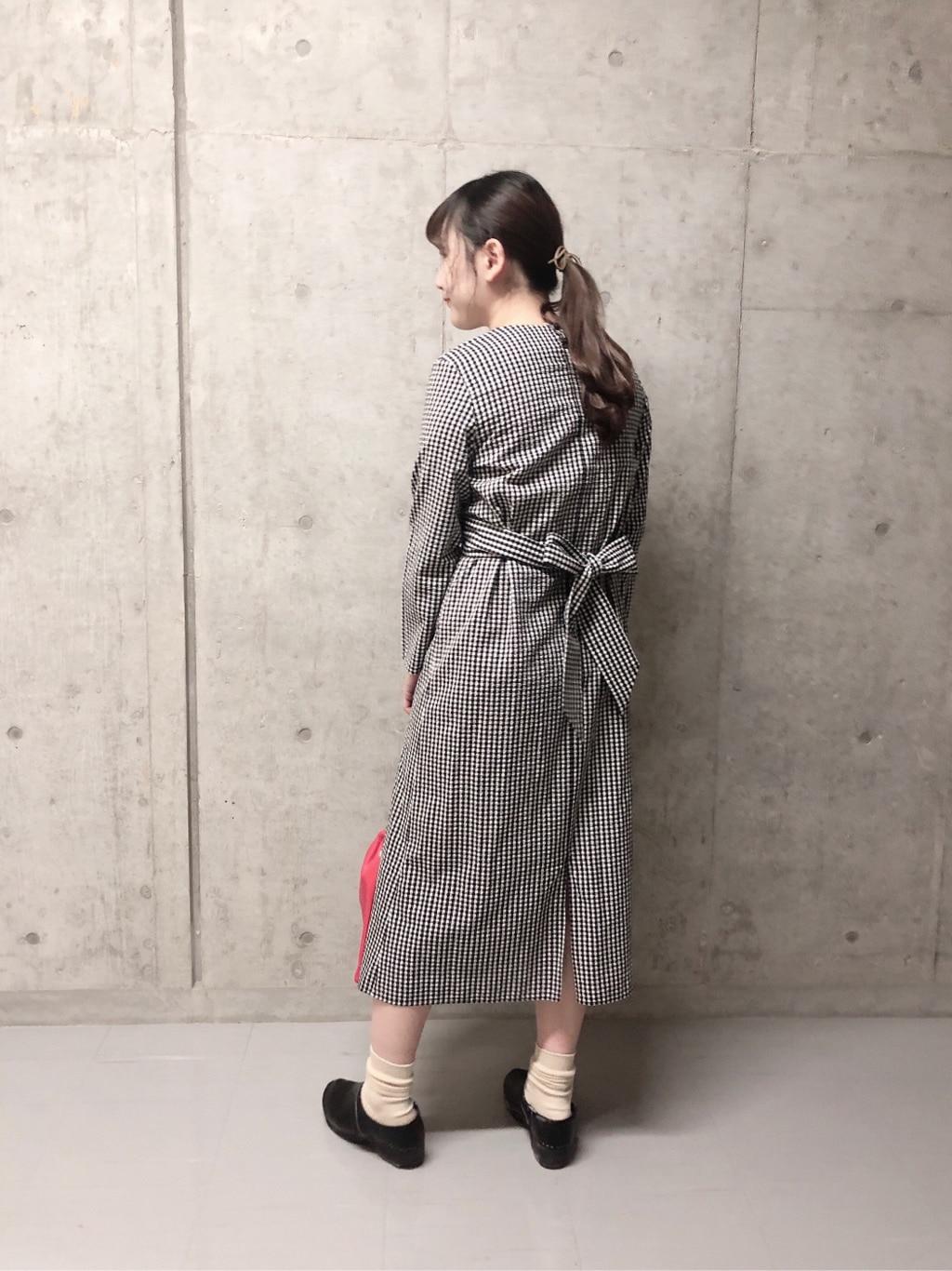 bulle de savon 阪急西宮ガーデンズ 身長:166cm 2020.02.27