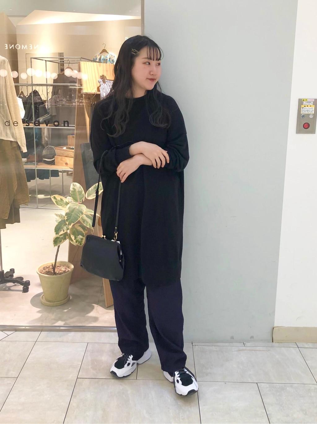 bulle de savon 阪急西宮ガーデンズ 身長:166cm 2020.06.13