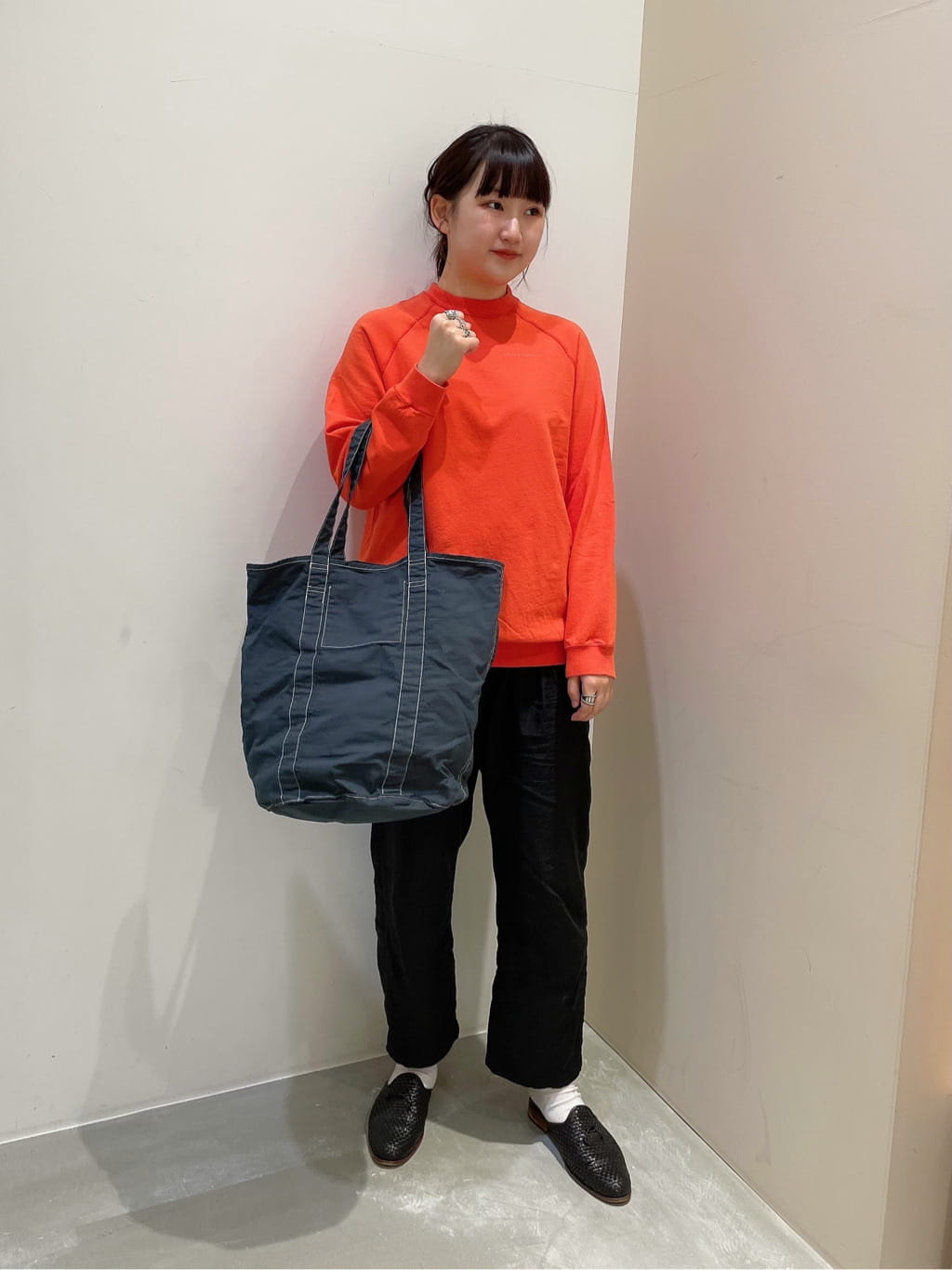 bulle de savon 阪急西宮ガーデンズ 身長:166cm 2021.08.19
