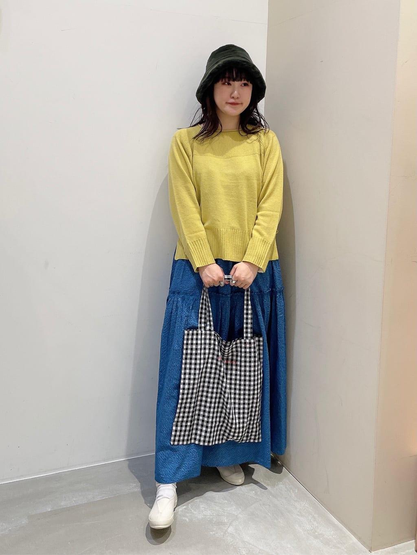 bulle de savon 阪急西宮ガーデンズ 身長:166cm 2021.09.14