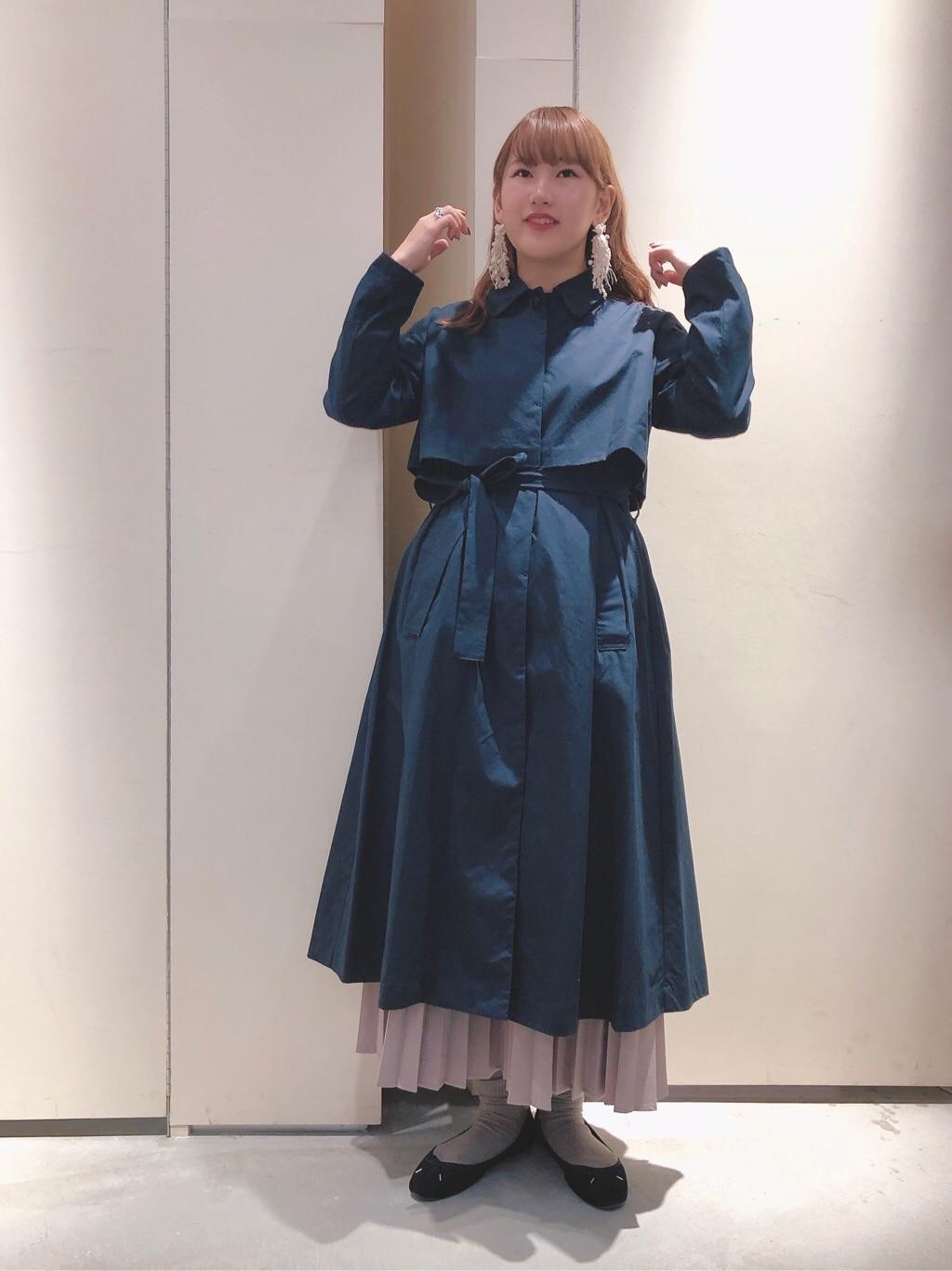 bulle de savon 阪急西宮ガーデンズ 身長:167cm 2019.09.18
