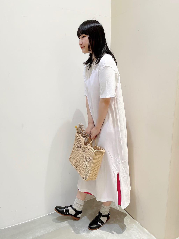 bulle de savon 阪急西宮ガーデンズ 身長:166cm 2021.07.13