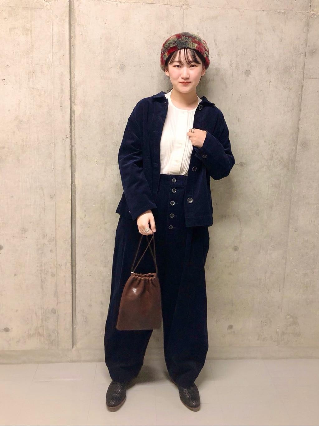 bulle de savon 阪急西宮ガーデンズ 身長:166cm 2020.10.09