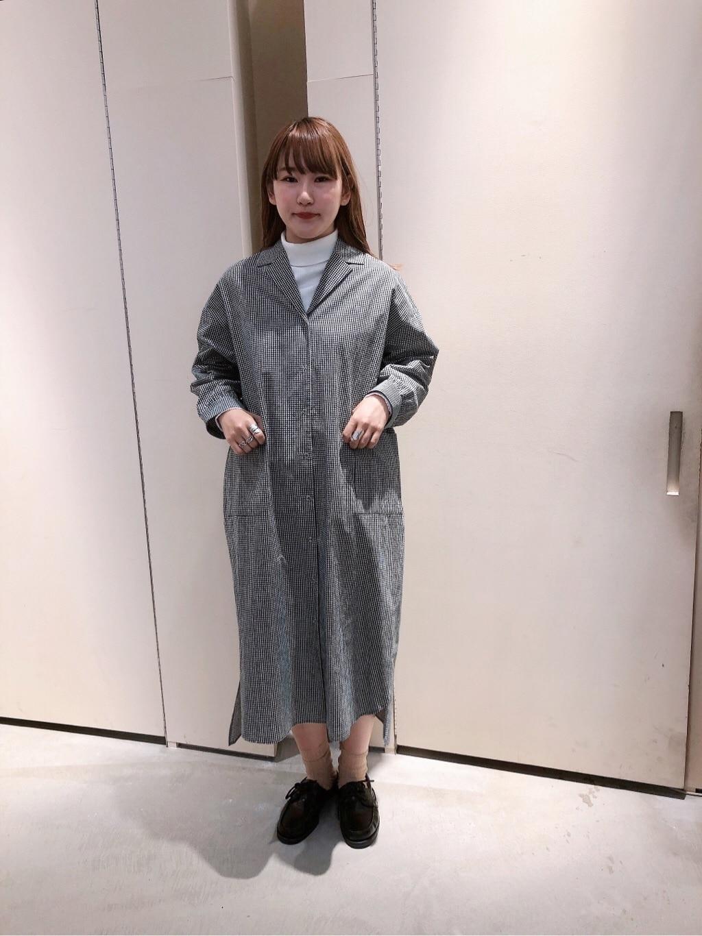 bulle de savon 阪急西宮ガーデンズ 身長:167cm 2019.08.24