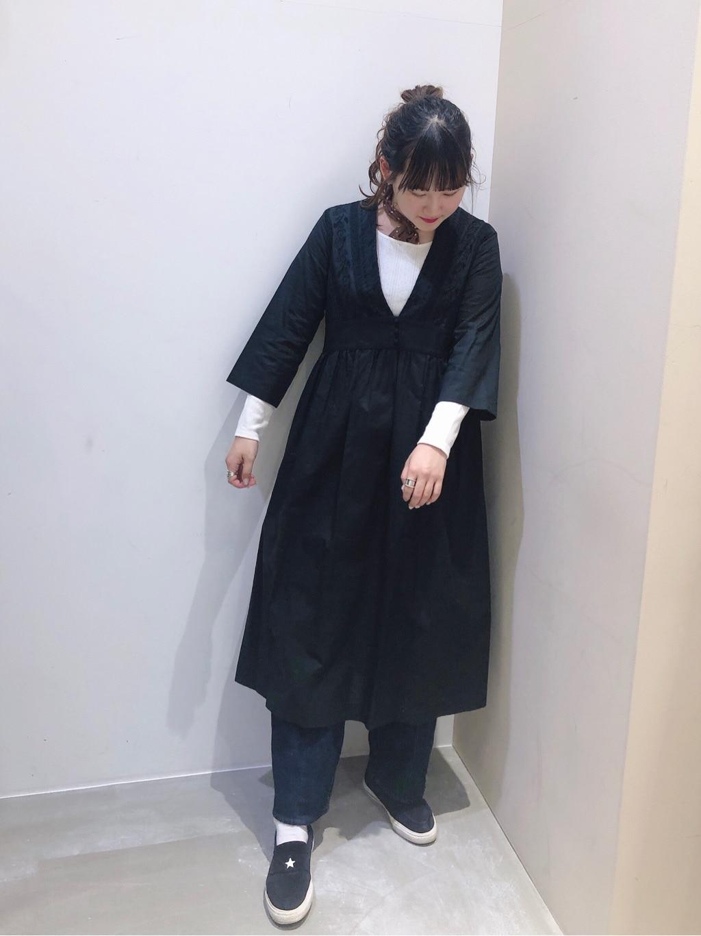 bulle de savon 阪急西宮ガーデンズ 身長:166cm 2020.03.16