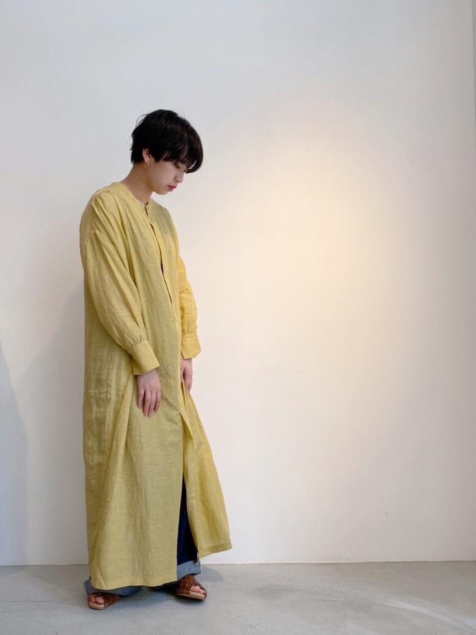 - l'atelier du savon FLAT AMB 天神イムズ 身長:156cm 2020.08.27