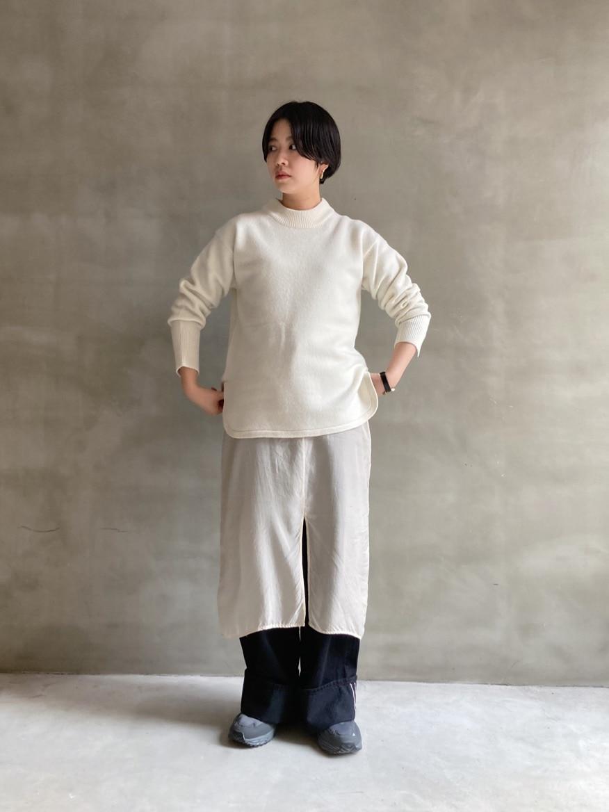 - l'atelier du savon FLAT AMB 天神イムズ 身長:156cm 2020.11.16