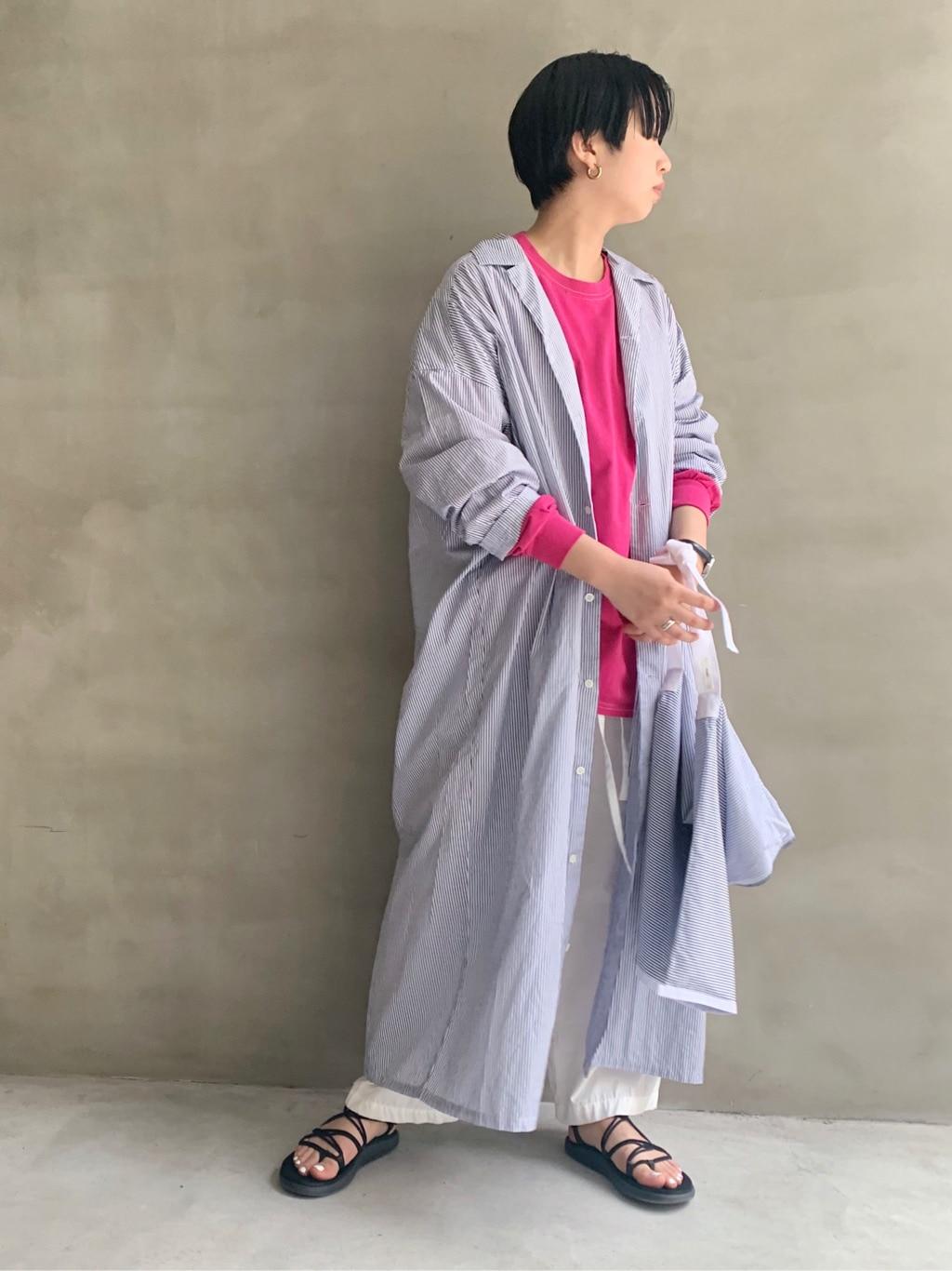 - l'atelier du savon FLAT AMB 天神イムズ 身長:156cm 2020.08.15