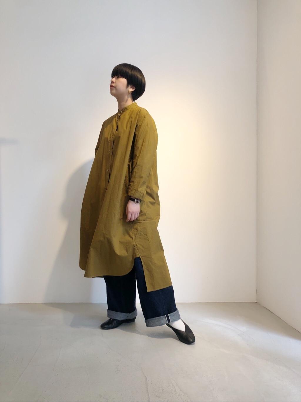 AMB SHOP l'atelier du savon FLAT AMB 天神イムズ 身長:156cm 2020.02.26