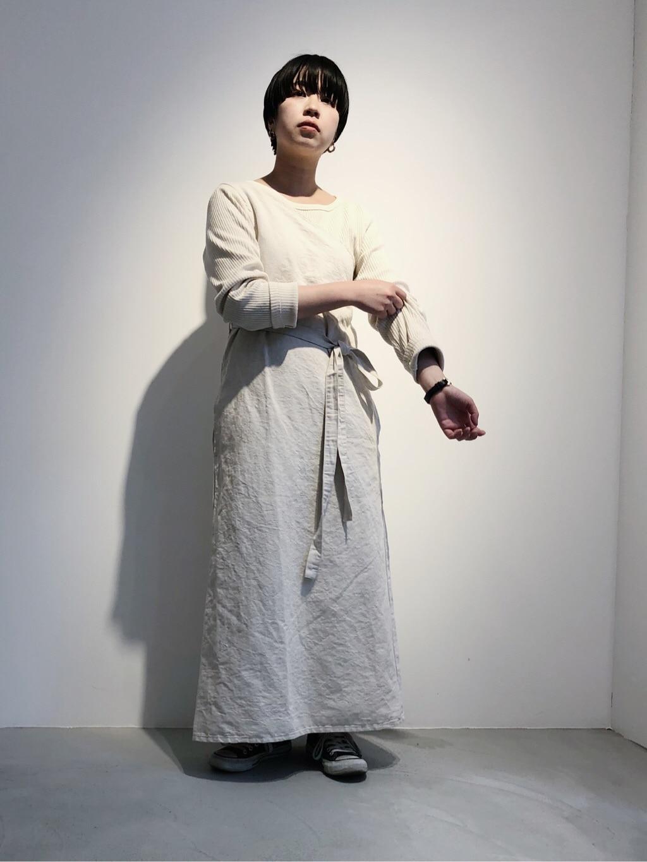 AMB SHOP l'atelier du savon FLAT AMB 天神イムズ 身長:156cm 2020.03.04
