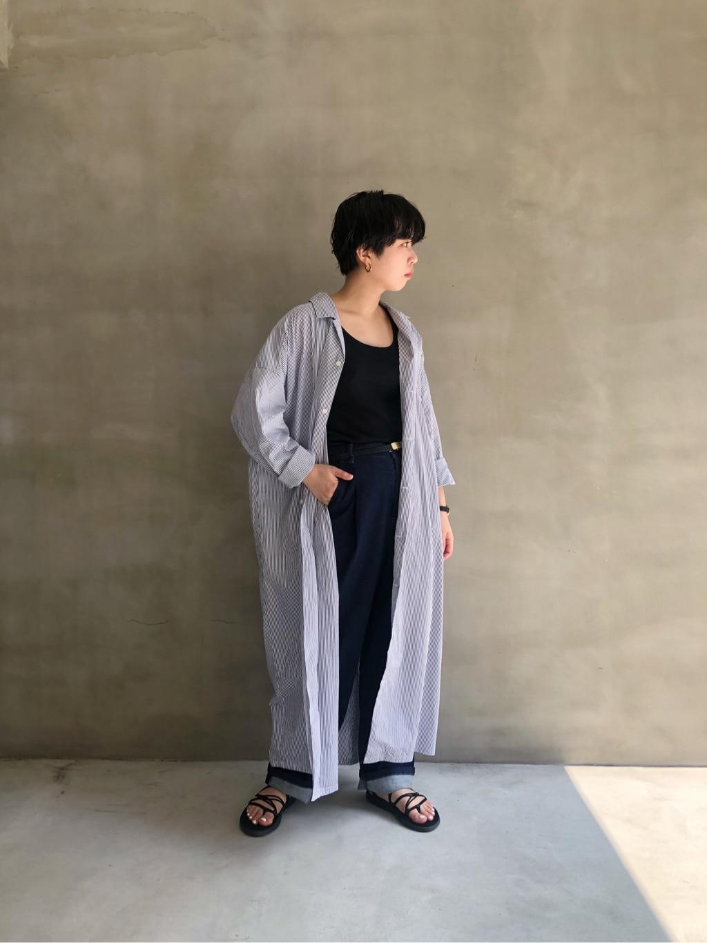 - l'atelier du savon FLAT AMB 天神イムズ 身長:156cm 2020.08.23