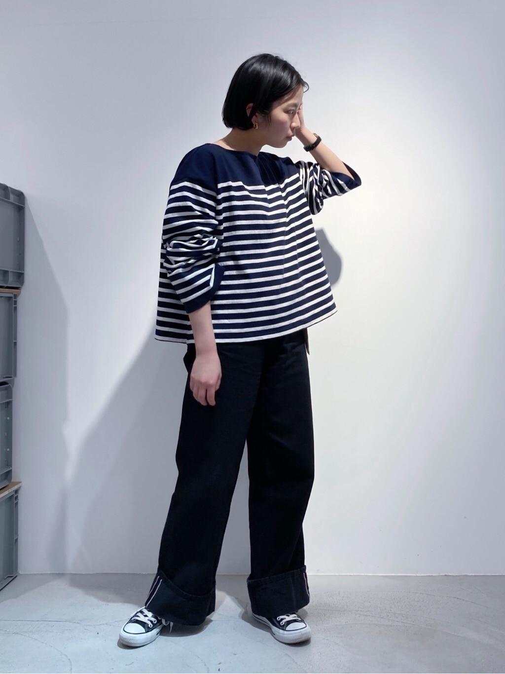 - l'atelier du savon FLAT AMB 天神イムズ 身長:156cm 2021.02.05