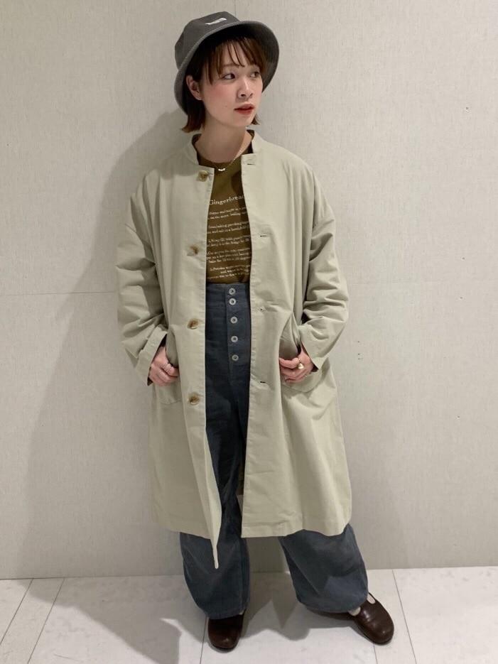 l'atelier du savon 広島パルコ 身長:157cm 2019.10.10