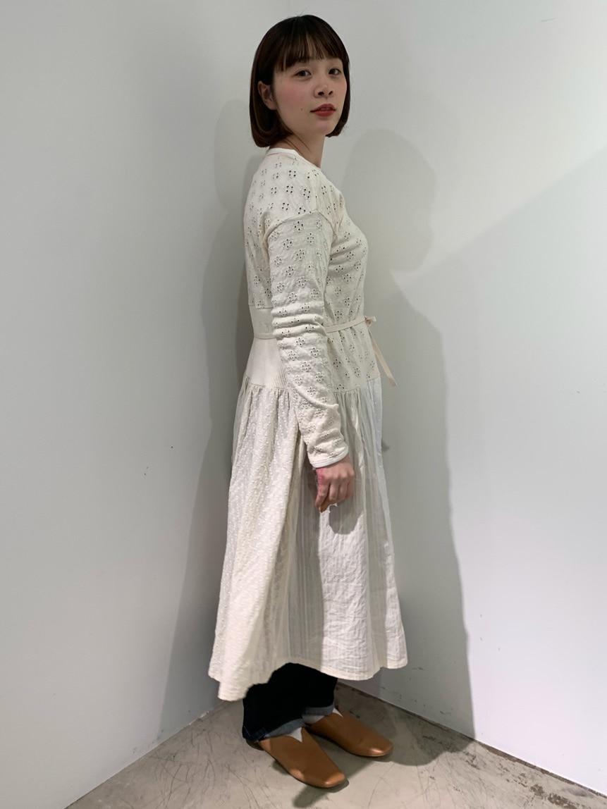 l'atelier du savon 広島パルコ 身長:157cm 2020.01.24