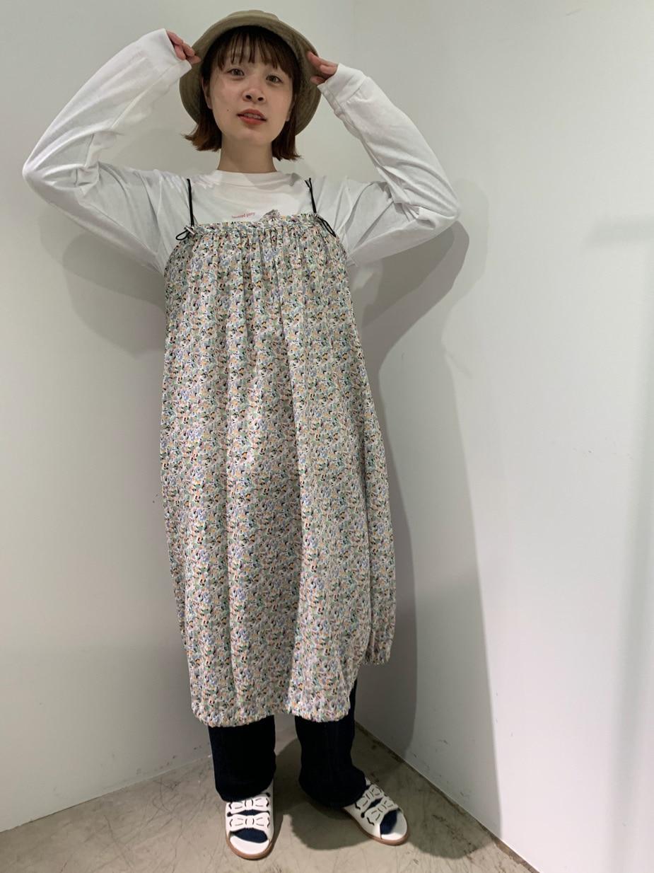 l'atelier du savon 広島パルコ 身長:157cm 2020.03.14