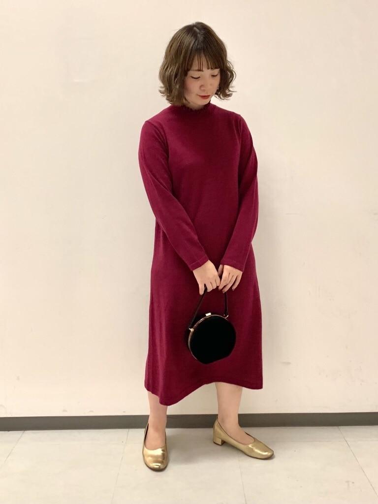 l'atelier du savon 広島パルコ 身長:157cm 2019.09.28