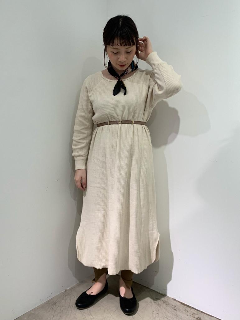 l'atelier du savon 広島パルコ 身長:157cm 2020.02.04