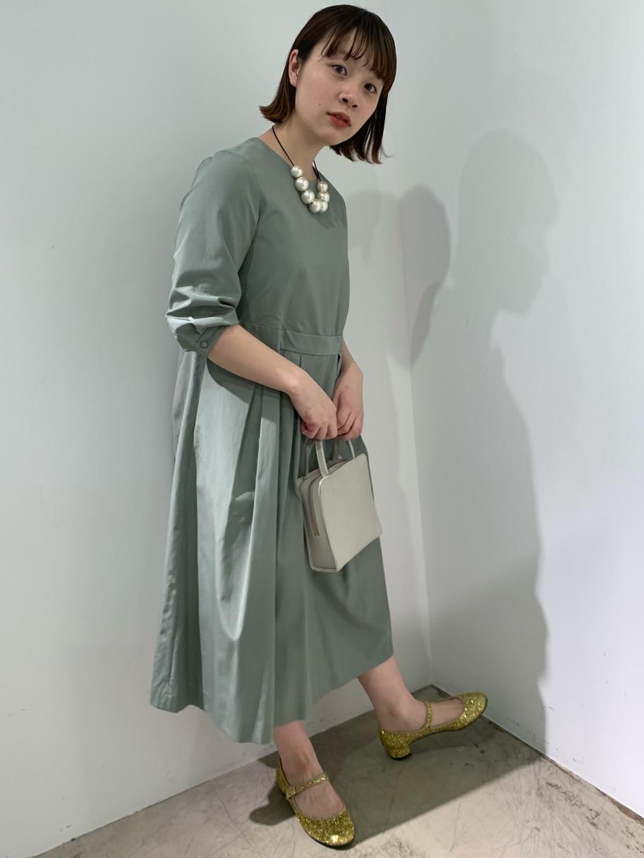 l'atelier du savon 広島パルコ 身長:157cm 2020.03.11