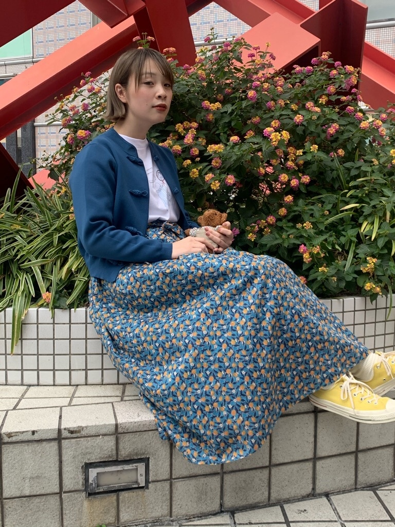 l'atelier du savon 広島パルコ 身長:157cm 2019.12.02