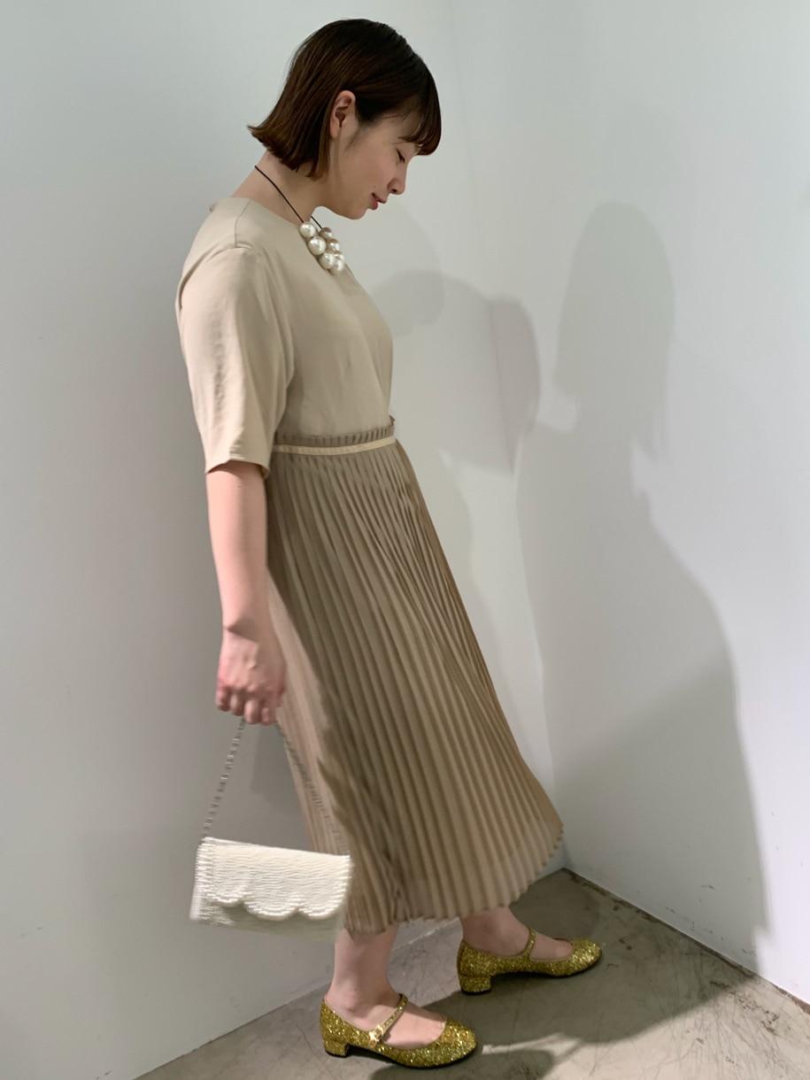 l'atelier du savon 広島パルコ 身長:157cm 2020.03.12