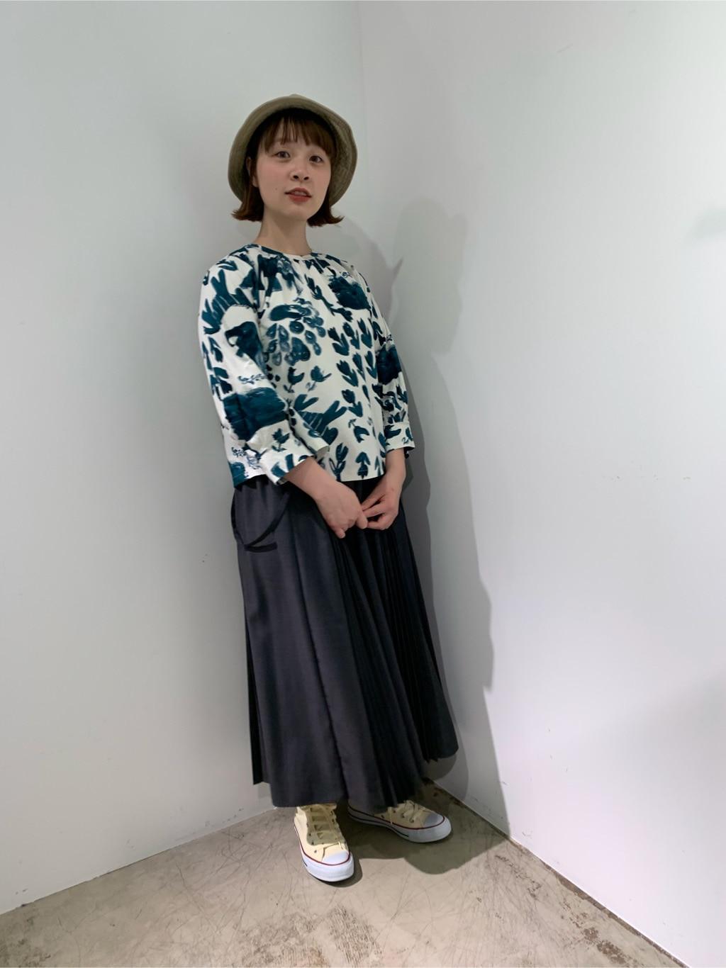 l'atelier du savon 広島パルコ 身長:157cm 2020.03.08