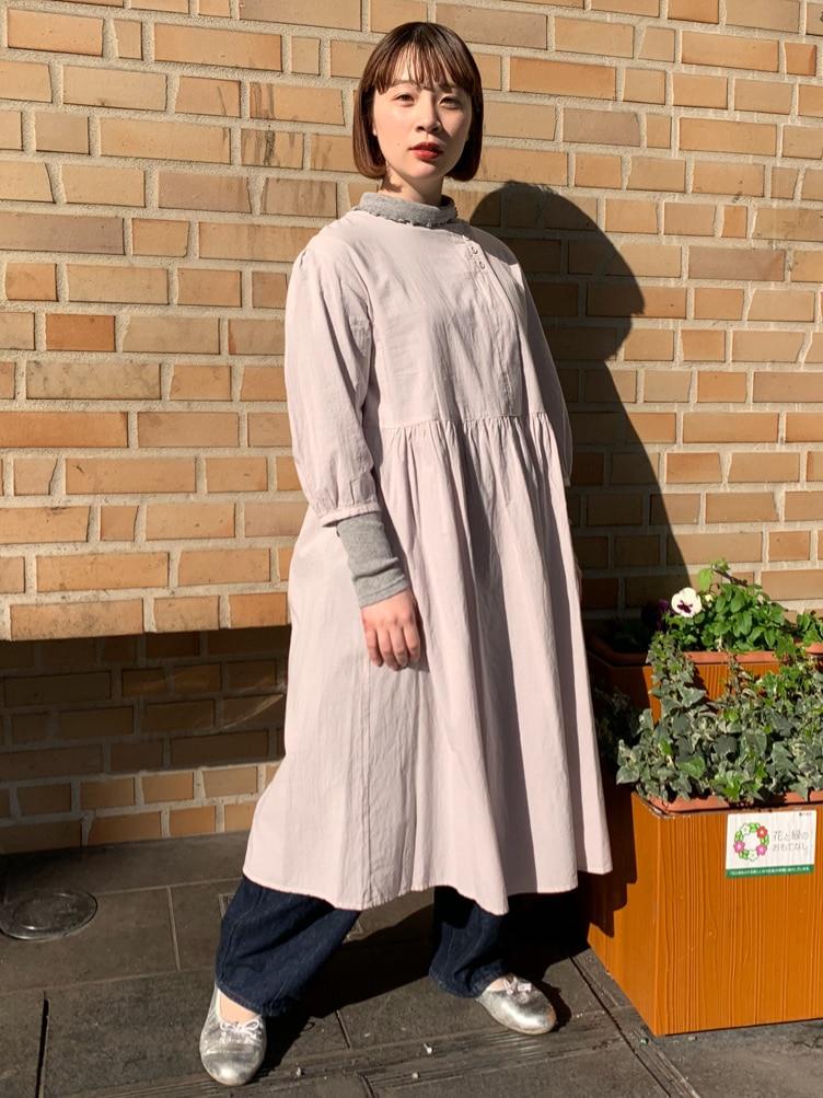 l'atelier du savon 広島パルコ 身長:157cm 2020.03.27