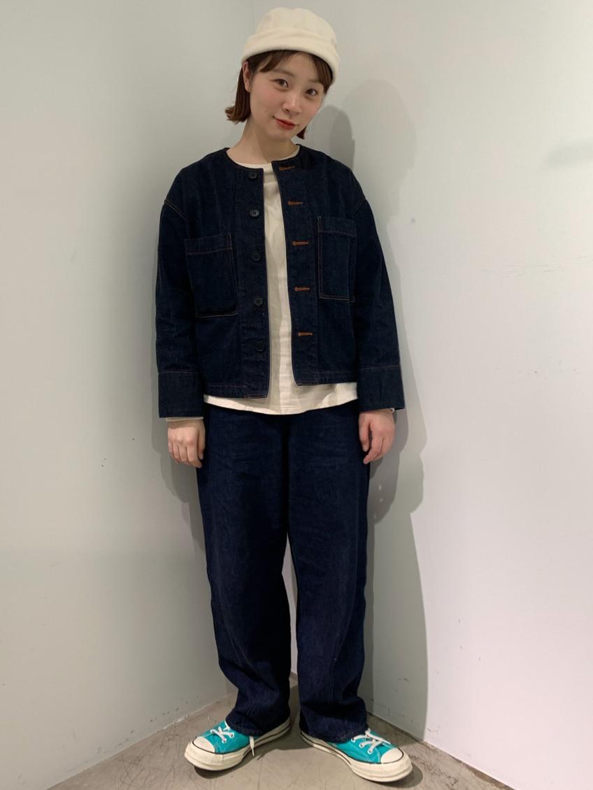 l'atelier du savon 広島パルコ 身長:157cm 2020.03.10