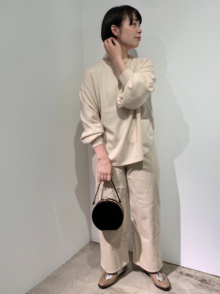 l'atelier du savon 広島パルコ 身長:157cm 2019.10.23