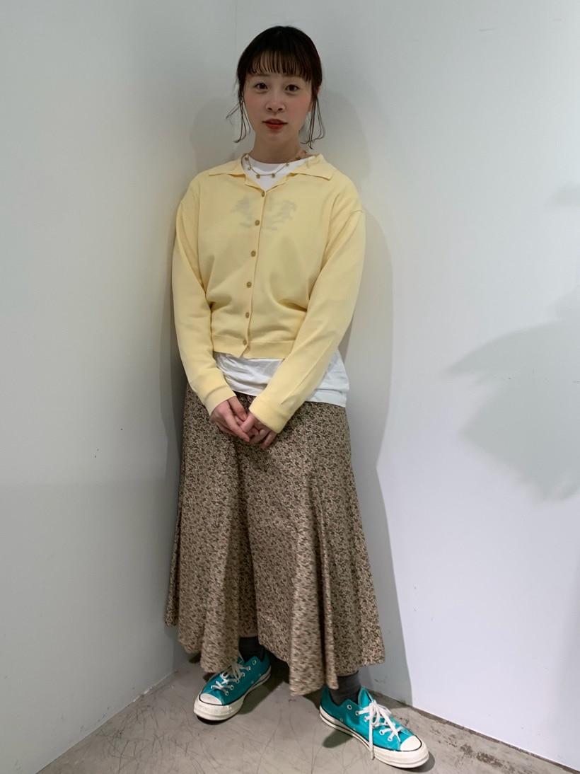 l'atelier du savon 広島パルコ 身長:157cm 2020.02.08