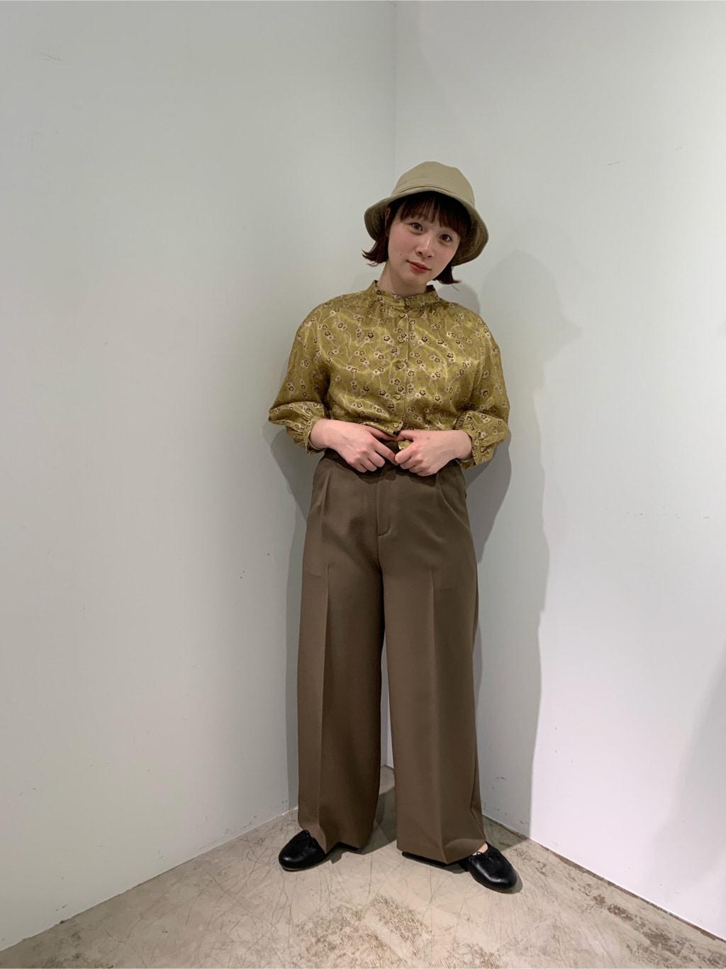 l'atelier du savon 広島パルコ 身長:157cm 2020.03.03