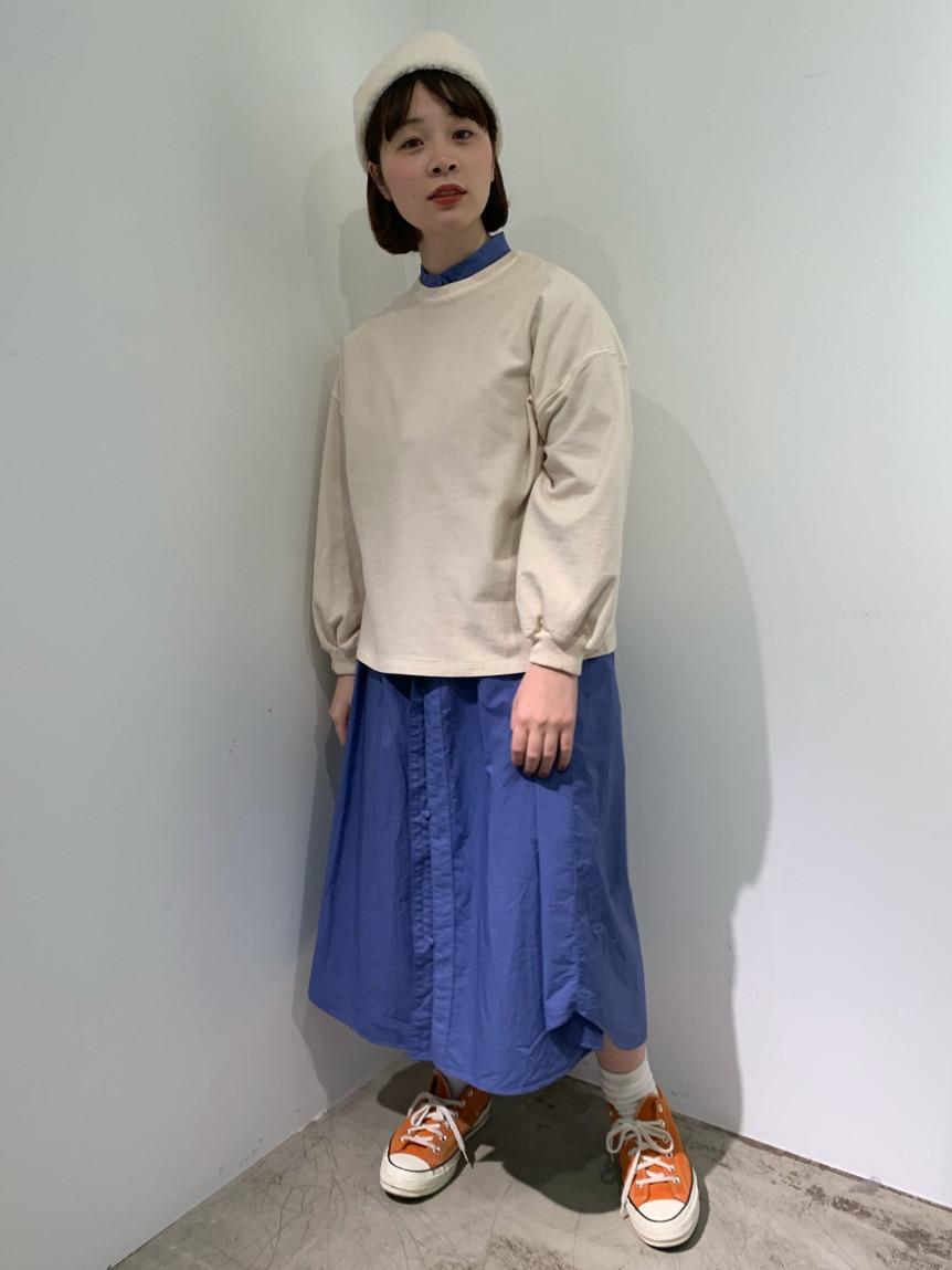l'atelier du savon 広島パルコ 身長:157cm 2020.01.22