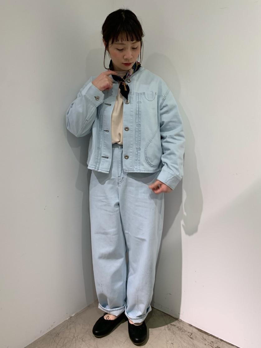 l'atelier du savon 広島パルコ 身長:157cm 2020.02.07