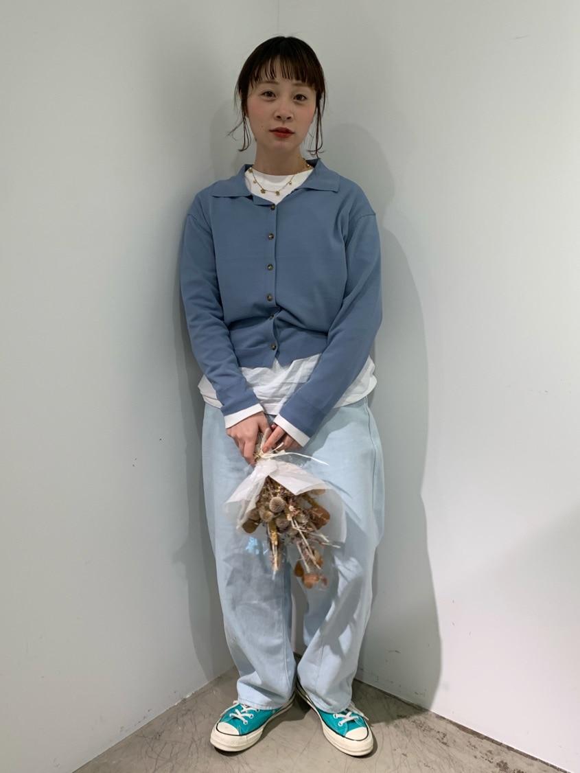 l'atelier du savon 広島パルコ 身長:157cm 2020.02.10