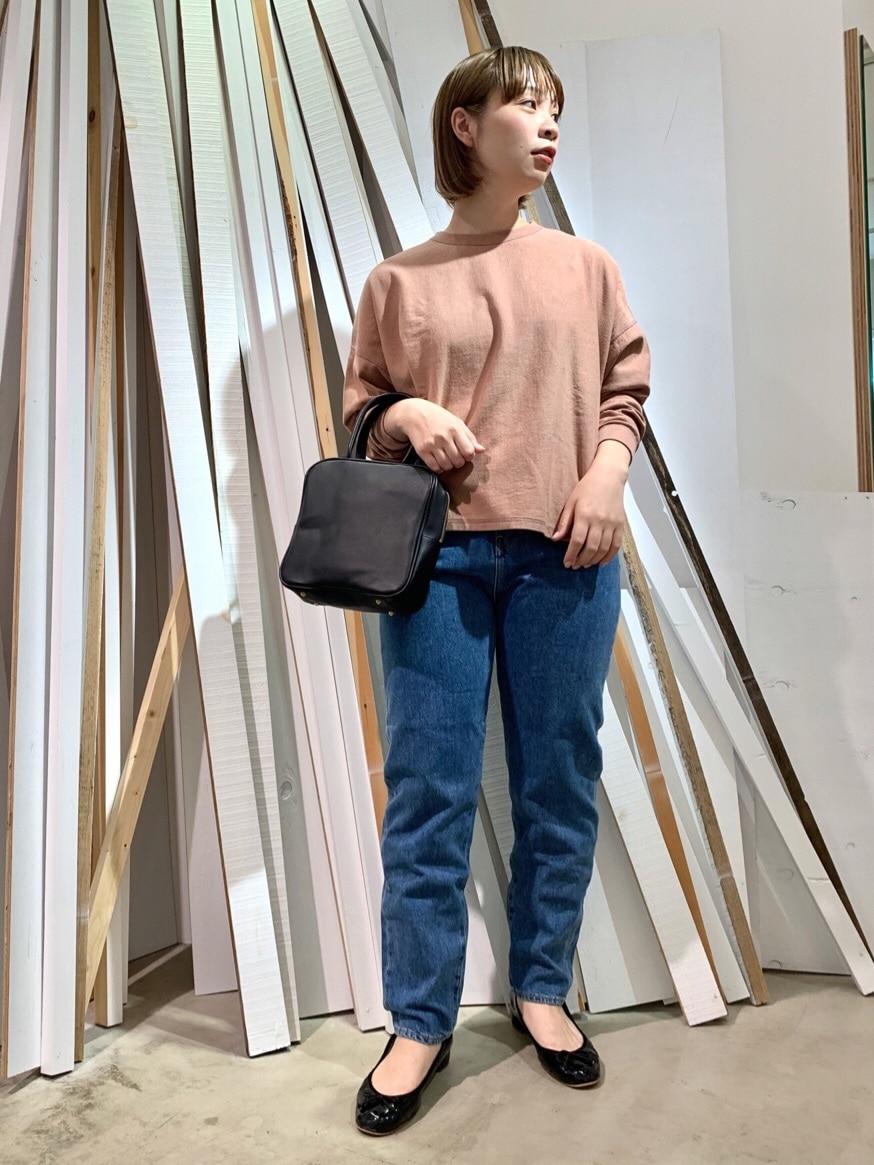l'atelier du savon 広島パルコ 身長:157cm 2019.08.09