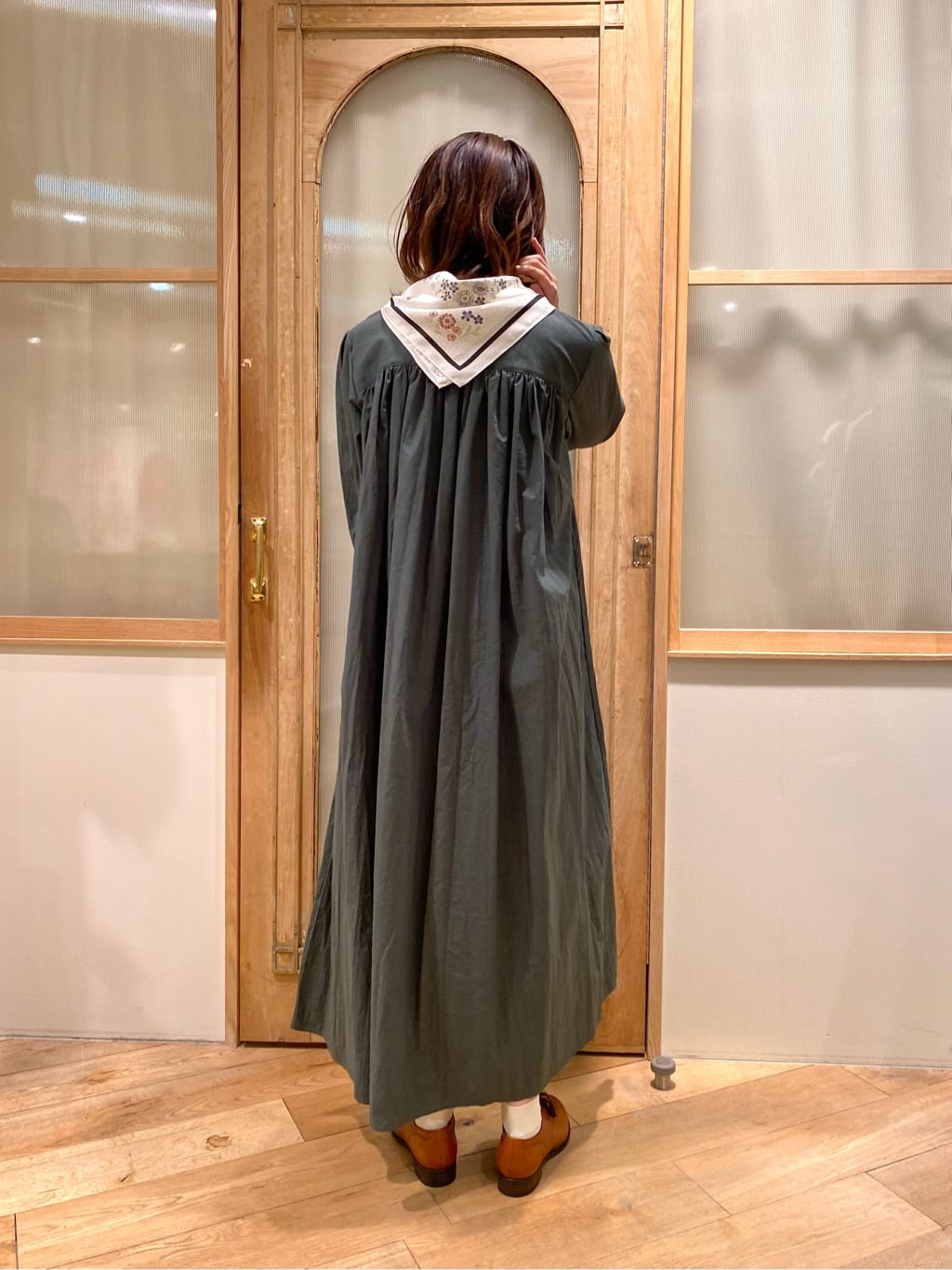 bulle de savon 新宿ミロード 身長:157cm 2021.08.27