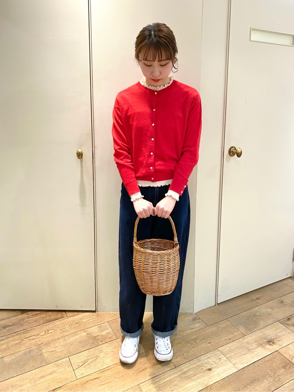 bulle de savon 新宿ミロード 身長:157cm 2021.02.13