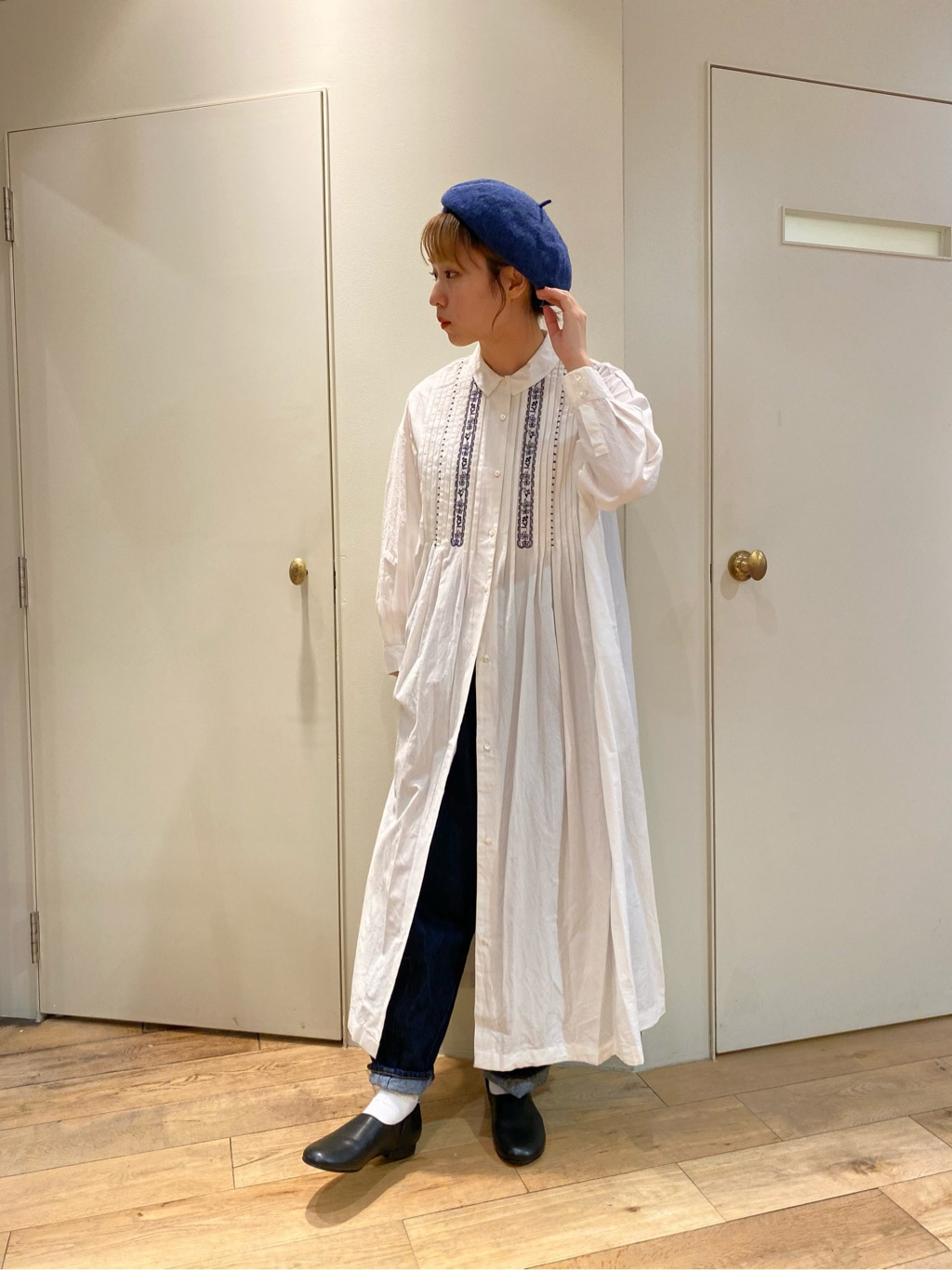 bulle de savon 新宿ミロード 身長:157cm 2020.11.25