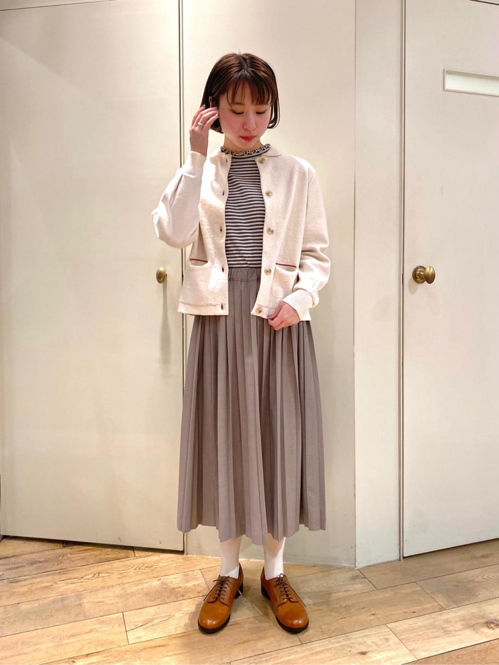 bulle de savon 新宿ミロード 身長:157cm 2021.01.28