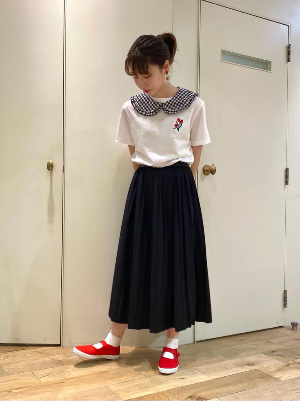 bulle de savon 新宿ミロード 身長:157cm 2021.07.06