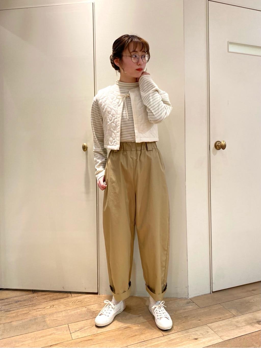 bulle de savon 新宿ミロード 身長:157cm 2021.02.14